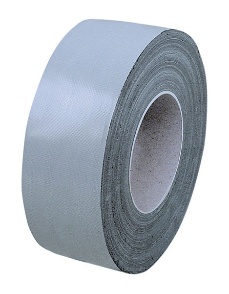 Woven Adhesive Tape Grey 50 Mm Wide Reel At 50 M