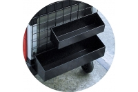 Accessory Box for tool cart WSA-600-0 305 x 80 x 82 mm