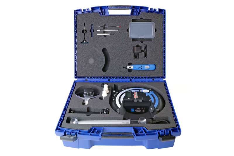 Windscreen Repair Kit with automatically Processor, battery-operated -  ProGlass GmbH · Auto Glass Tools & Accessories